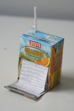 Juice Box...