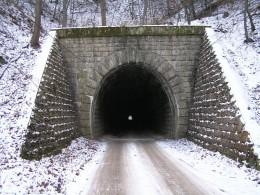 A long Dark Tunnel...