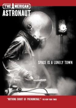 American Astronaut poster