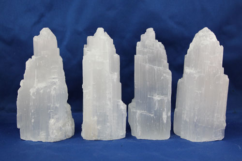 Selenite Skyscrapers