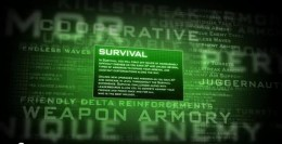 Survival mode is new to Modern Warfare 3, and is comparable to Zombies from Black Ops. Personally, I find this game mode a lot more enjoyable, and with far more replay value.