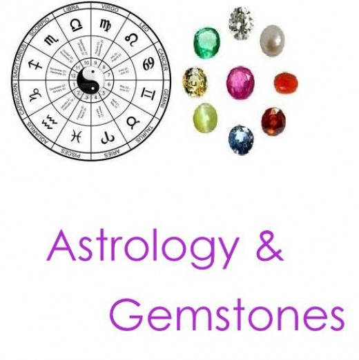 Wearing Gemstones based on Astrology