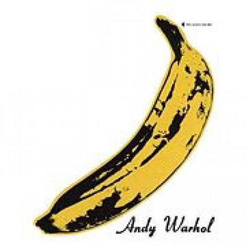 "Andy's artwork for the ""Velvet Underground & Nico"" album cover"
