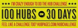 Hub #85 0f 100 hubs in 30 days.
