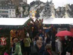Basel, Switzerland - Christmas Market
