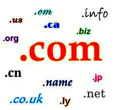 Dot com names are still the best URL option