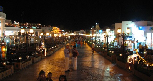 Nightlife in Sharm El-Sheikh