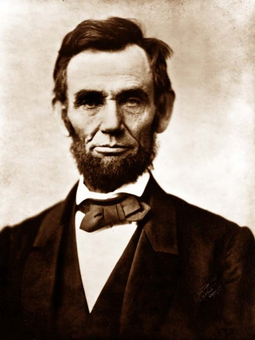 Republican President, Abraham Lincoln