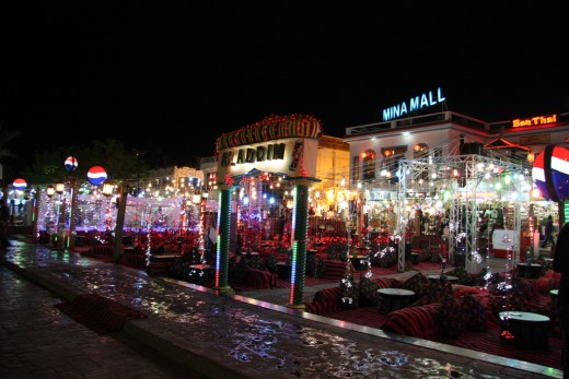 Mina Mall in Sharm El-Sheikh
