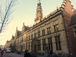 City Hall, Breestraat, Leiden