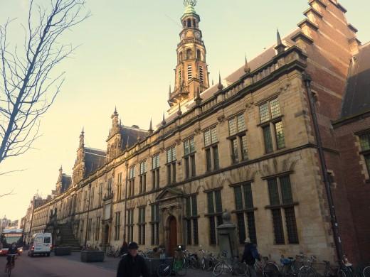 City Hall, Breestraat, Leiden
