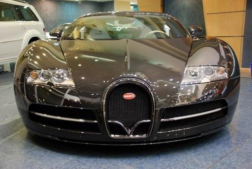 Carbon Fibre Bugatti Veyron