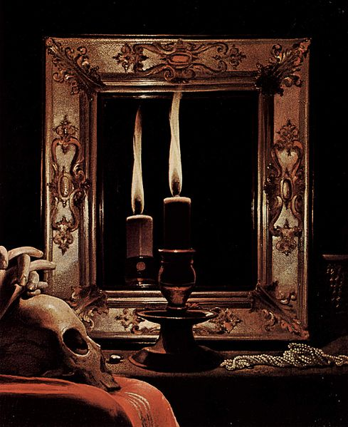 Spirit Reflections in Haunted Mirrors | Exemplore