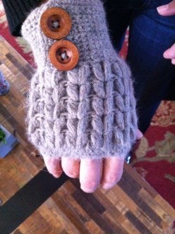 Stylish Typing Gloves Fingerless