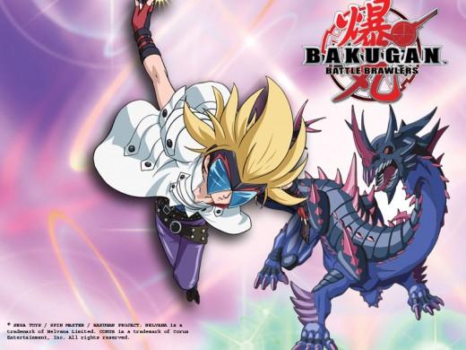 Bakugan Masquerade