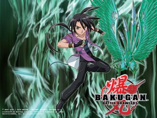 Bakugan Shun