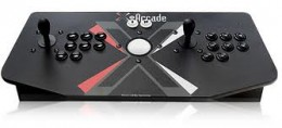 The X-Arcade Tankstick is perfect for the Home Arcade System!