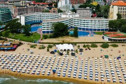 At Number 10 for 2010 Sunny Beach is becoming more and more popular with travellers every year.