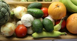 Fruits and vegetables deficiency
