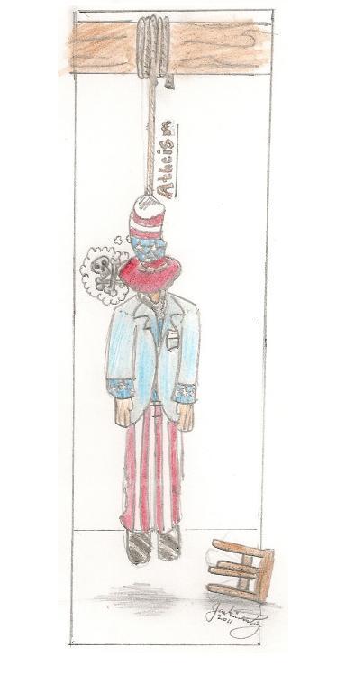 Uncle Sam's Suicide