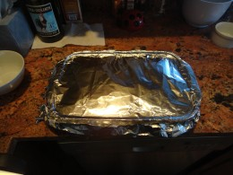 Cover nicely with foil ( can be refrigerated for up to three days ).