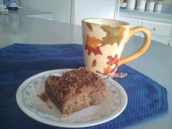 Gramma's Oatmeal Cake