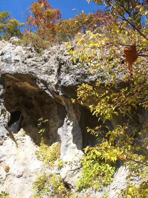 NP Paklenica, Velebit, cave