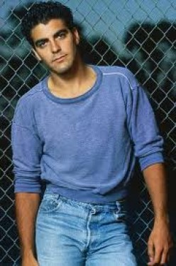A young George Clooney.  Not bad.