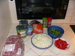 Here is a delightful recipe for Texas Green Pepper Chili