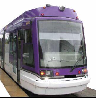 San Antonio streetcar simulation