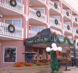 Winter Getaway: Boardwalk Plaza Hotel in Rehoboth Beach
