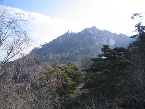 Landscape envolving Sintra