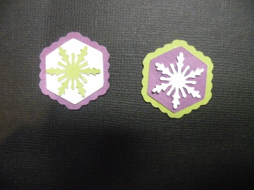 Snowflake 2 assembled
