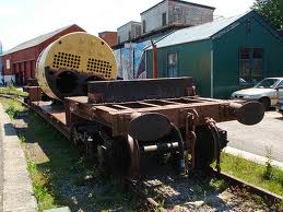 Well wagon with boiler load