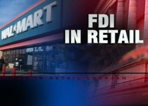 merits and demerits of fdi The cabinet has approved 51 per cent fdi in multi-brand retail, a decision that  will allow global mega chains like wal-mart, tesco and.