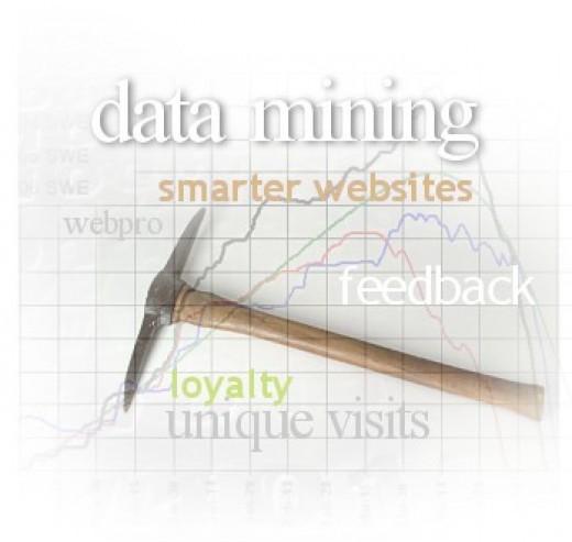 Data mining helps bring more unique visitors