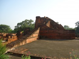The largest remain now present at Nalanda