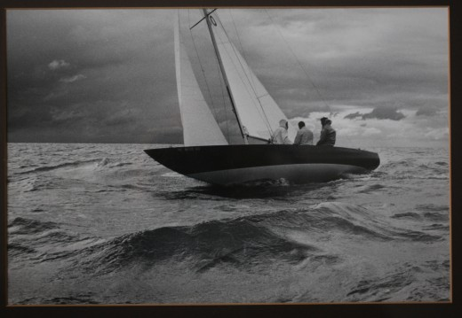 Etchells 22, Assault II, Great Lakes YC Fall Series c. 1979