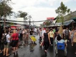 Markets - Chatuchak, Bangkok