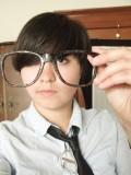 How to Wear Nerd Glasses in 2013