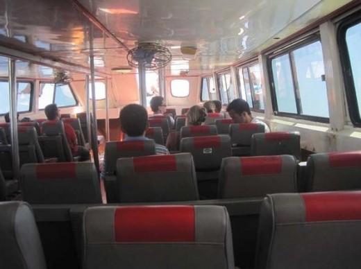 Taxi to Koh Lanta