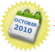 My badge for completing the October 2010 special