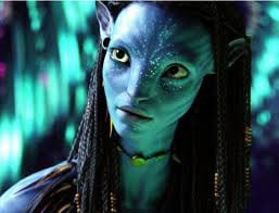 Neytiri was the female hero in the movie Avatar