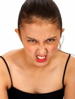Feel anger!