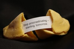 The Lost Art of Procrastinating
