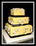 Black, White & Yellow Wedding Ideas: Wedding Color Schemes