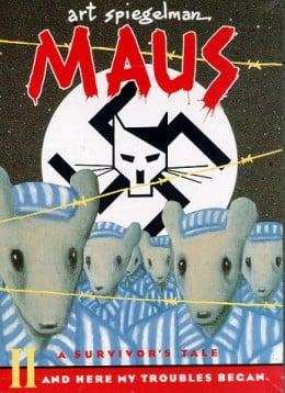 Maus by Art Spiegelman.