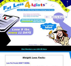 Fat Loss 4 Idiots