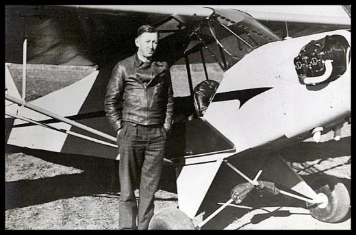 The Coupe Monoplane