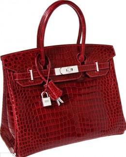 Hermès Birkin purse